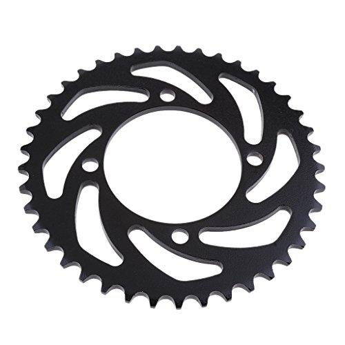 Sharplace 41T Kettenblatt für Kettenrad passend für 420 Kettenrad für 110cc 125cc 140cc PRO Fahrrad Trail Bike Dirt Bike