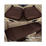 Funda Asiento Coche Cubiertas de asientos, no Mueve accesorios de asiento de coche del amortiguador de Suministros, compatibles con BMW 3 4 5 6 GT de la Serie M Serie X1 X3 X4 X5 X6 SUV Protector