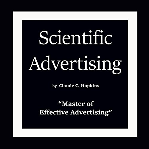 Scientific Advertising Titelbild
