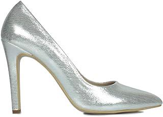 Loggalin 520207 678 Kadın Gümüş Stiletto 44