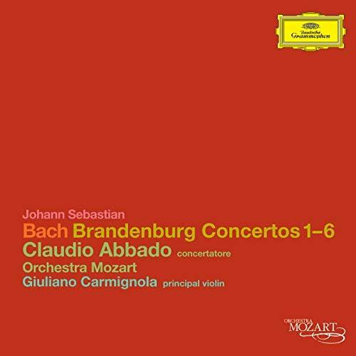 Johann Sebastian Bach, Orchestra Mozart, Giuliano Carmignola & Claudio Abbado