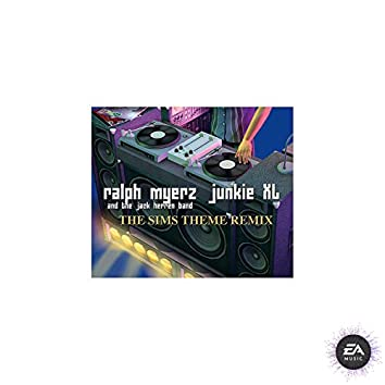 The Sims Theme Remix (Original Soundtrack) - Single
