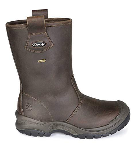 Lederen laarzen Grisport 70249 L VAR 2 Laarzen (MET WOL)