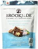 brookside milk chocolate, whole almonds, 210g