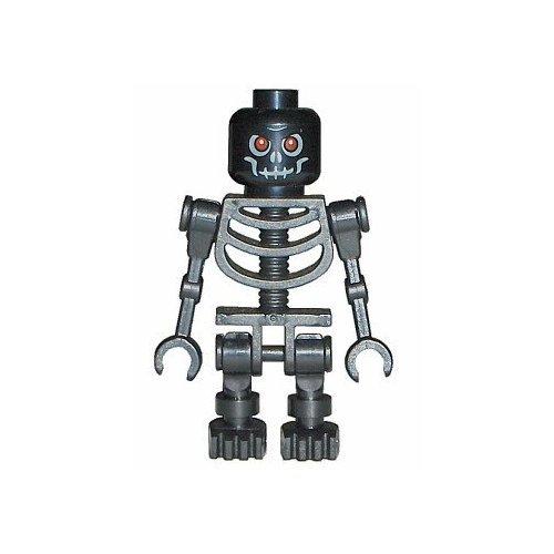 LEGO Castle - Böse Schwarze Skelett