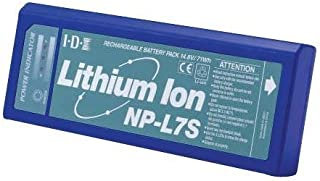 IDX NP-L7S NP Style Lithium-ion Battery with 3 L.E.D. Power Indicator, 14.6 Volts, 4.6Ah.