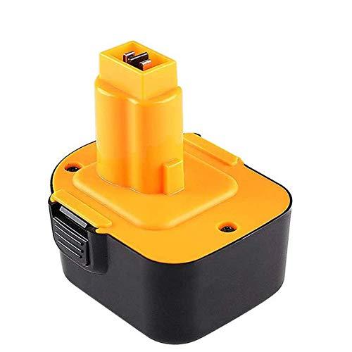 Boetpcr 12v 3.0Ah Ni-mh Batterie Ersatz für Dewalt Akku DE9071 DE9074 DE9075 DE9501 DE9037 DE9072 DW9071 DW9072 EZWA49 A9252 A9275 XR22