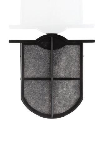 CrowleyJones Eye-Vac - Bote para aspiradora, Color Negro