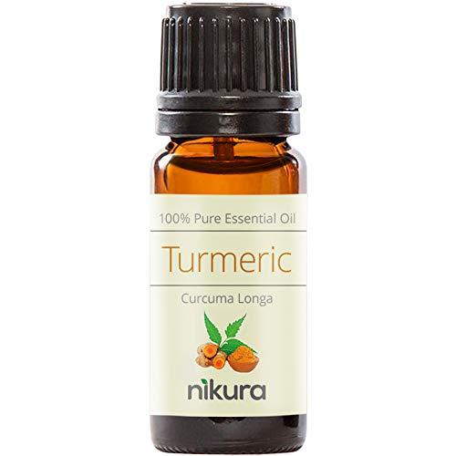 100% Pure Turmeric Essential Oil (10ml)