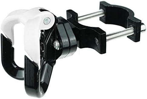 Facibom Elektroroller Aluminium Beutel Doppel Haken f/ür Ninebot Max G30 Roller Kleider B/üGel Gadget Klaue Wei? Schwarz