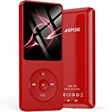 Best Mp3 Players For Audio Books - AGPTEK A02 8GB MP3 Player, Lossless Sound 70 Review