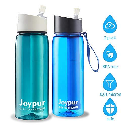 Joypur Filter Water Bottle review