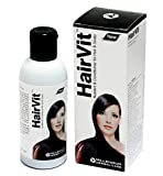 HairVit Natural Anti Hair Fall Ayurvedic Oil | Complete Hair Growth Treatment