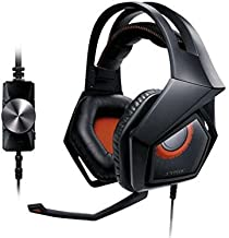 ASUS Strix Pro Gaming Headset, Orange (Certified Refurbished)