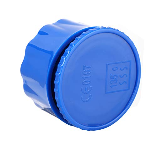 MILISTEN Dental Bur Blockhalter Fall Runde Form Lab Bur Organizer Box Endo-Datei Desinfektionsbox