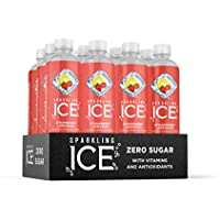 12-Pack Sparkling Ice Strawberry Lemonade Sparkling Water