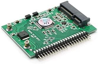 Mini PCI-e mSATA SSD to IDE 2.5