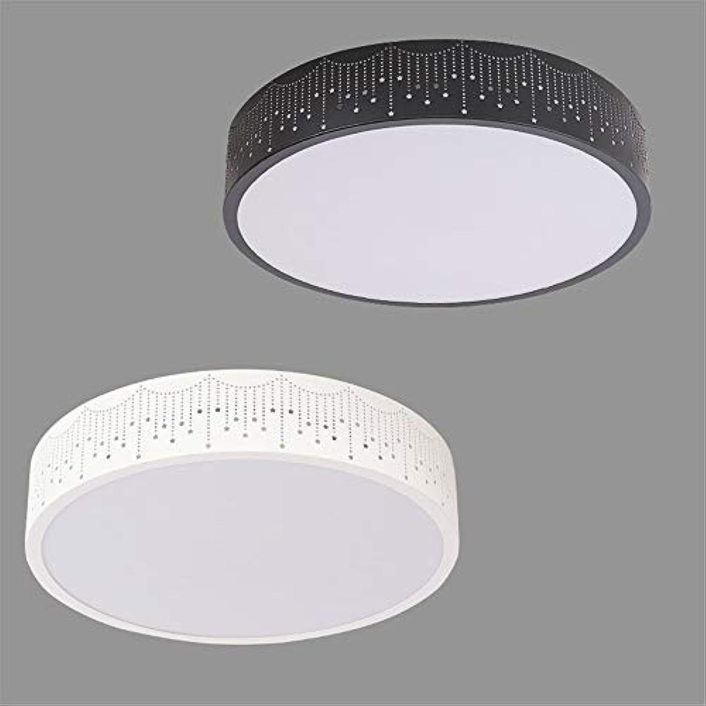 Moderne LED flache Deckenlampe Zimmer Lampe Schlafzimmer ...