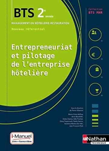 Entrepreneuriat et pilotage de l'entreprise hôtelière (EPEH)