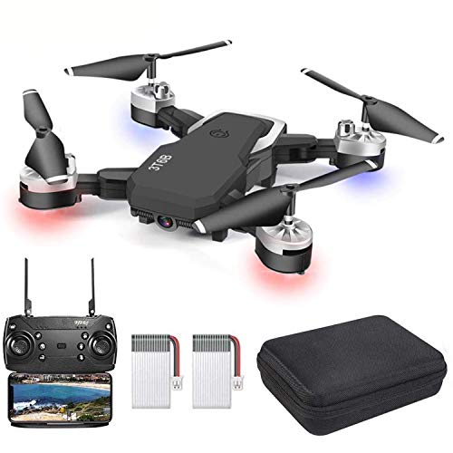 3T6B Dron con Cámara,1080P HD, Avión WiFi...