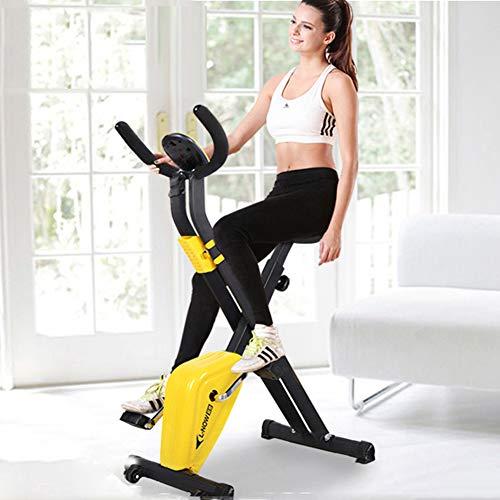 SUHUIHUANG Ultra-ruhigen Aerobe Cardio Home Gym Fitness Indoor Spinning Radfahren Ausbildung Heimtrainer Home Spinning Fahrrad Sport Ausrüstung
