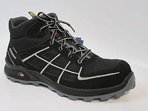 grisport Grs702–48Bottes de sécurité d'action, Taille  48, Noir (Lot de 2)
