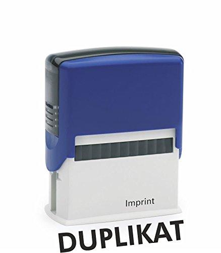 Lagerstempel / Selbstfärber DUPLIKAT von Kaufhaus2010