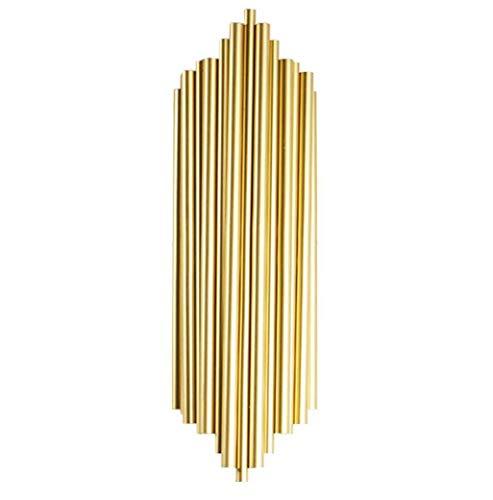 LED wandlampen kristal roestvrij staal minimalistisch postmodern wandlamp gang slaapkamer woonkamer art Bwarmlight