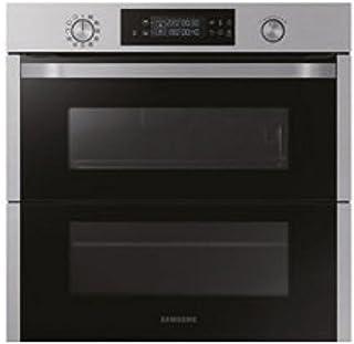 Samsung Einbaubackofen NV75N5641RS/EO ,Dual Cook, 75 Liter, 60cm, A