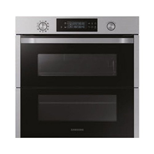 Samsung Einbaubackofen NV75N5641RS/EO ,Dual Cook, 75 Liter, 60cm, A+