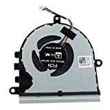 only for Without CD-ROM or DVD Version !! Inspiron 15 5570 5575 P75F 15-5570 I5575-A214SLV-PUS Series Laptop 07MCD0 7MCD0 Replacement CPU Cooling Fan