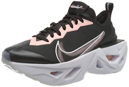 Nike W Zoom X Vista Grind, Scarpa da Corsa Donna, off Noir/White/Black/Bleached Coral, 40.5 EU