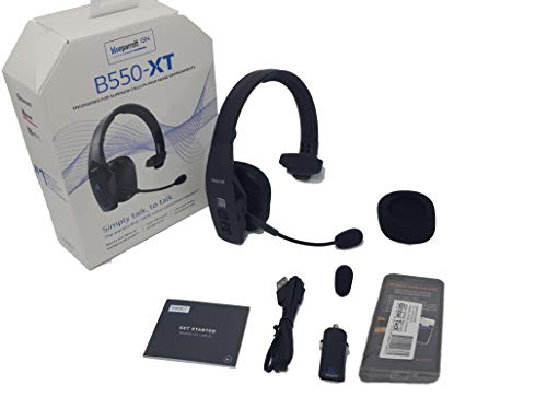 BlueParrott B550-XT Bluetooth Headset Bundle 204165 MW...