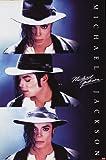 Michael Jackson - Triptychon Poster Drucken (60,96 x 91,44