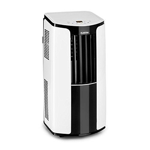Klarstein New Breeze ECO mobile Klimaanlage, 935 W, 10.000 BTU/h (2,9 kW) Khlkapazitt, Luftdurchsatz von 360m/h max, 3,1...