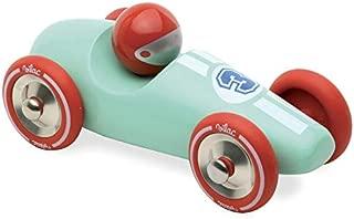 Vilac 17 x 8.5 x 7.5cm Race Car, Green, Large