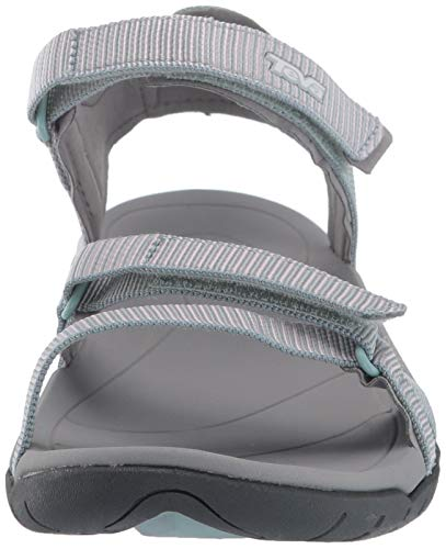 Teva Women's Verra Sandal, Spili Ladder Gr, 8 Medium US