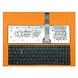 IFINGER Teclado Español Compatible con portátil ASUS A55v MB Ver. K55vd En Sin Marco Negro T890 Repuesto De