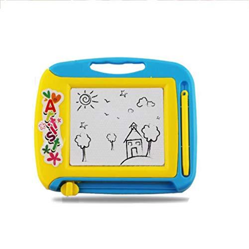 RONGJJ Mini Lavagna Magnetica per Bambini Lavagna Magica Tavolo da Disegno cancellabile Tavolo da Disegno Doodle Magna per Bambini