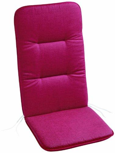 Best 05091361 - Cuscino per Sedia con Schienale Alto, Dimensioni: 96 x 43 x 5cm