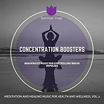 Concentration Boosters (Brainwave Music For Controlling Brain Impulses) (Meditation And Healing Music For Health And Wellness, Vol. 3)
