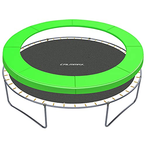 CalmMax Universal Replacement Trampoline Safety Pad - Spring Cover...