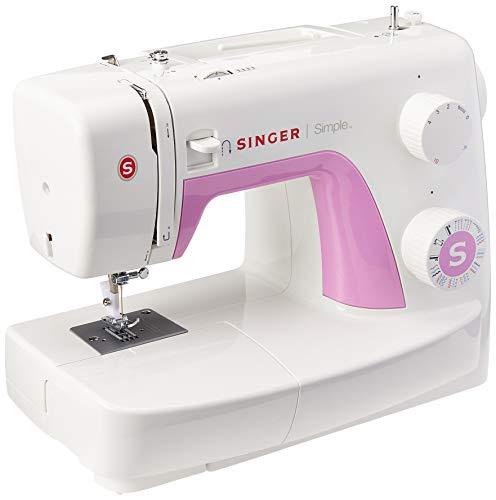 Máquina de Costura Mecânica, Simple 3223, 110v, Singer