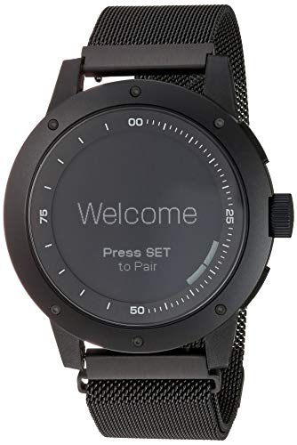 Matrix BlackOps Watch, Body Heat Powered Fitness Tracker Smart Watch, 50M Dive, Calorie and Step Count, iPhone/Samsung Compatible