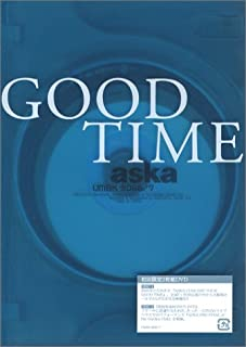 ASKA CONCERT TOUR 「GOOD TIME」 ( 初回限定版 ) [DVD]