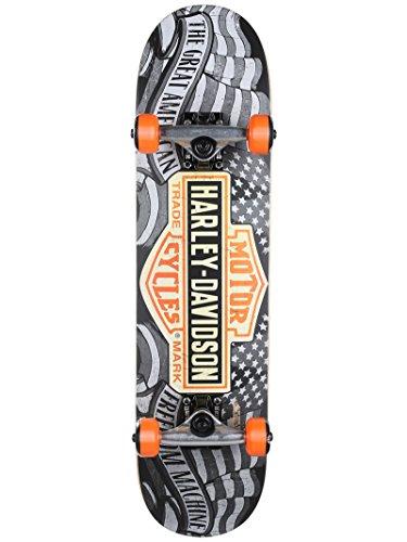 Darkstar dscomid026Skateboard Completo Multicolore Dimensioni 7,25