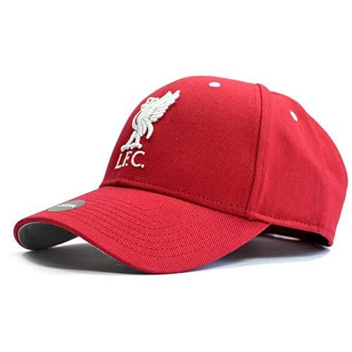 FC Liverpool Kappe rot Liverpool Mass Club Kleberg Cap