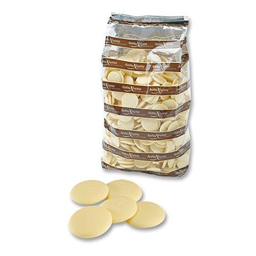 AntiuXixona Gotas Chocolate Blanco Antiu Xixona - 1 Kg