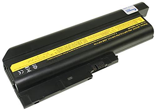 Hochleistungs-Akku für Lenovo ThinkPad R60, R60E, R61, R500, SL300T60, SL400, SL500, T60, T61, T500, W500, z60M, Z61E, Z61P, wie 40Y6797, ASM92P1132, 42T4544, FRU92P1133, 6600mAh, 10.8V
