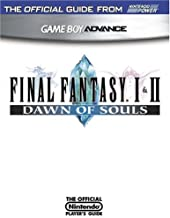 Official Nintendo Final Fantasy I & II: Dawn of Souls Player's Guide